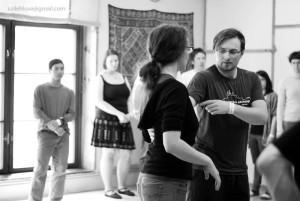 Tancuj balfolk! Kurzy repertoáru a techniky 2017/2018 @ ZŠ Vodičkova (malá tělocvična) | Czechia
