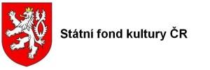 Logo Státního fondu kultury ČR